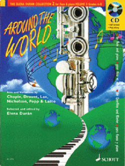 Around the world airs and variations (Schott)