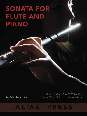 Lias , Stephen - Sonata for flute and piano