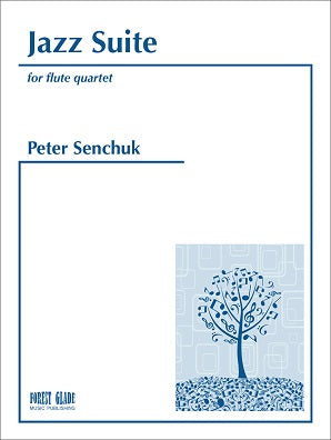 Senchuk Peter - Jazz Suite Four Flutes