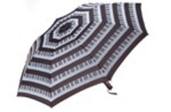 Umbrella Repeated Keyboard Pattern Travel Size