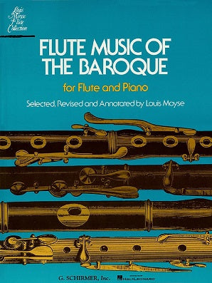 Flute Music of the Baroque