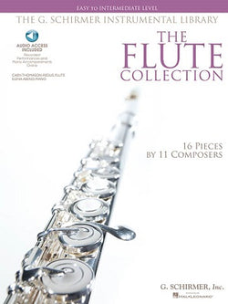 The Flute Collection – Easy to Intermediate Level