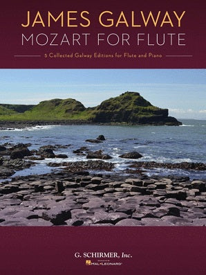 Mozart for flute edited by James Galway