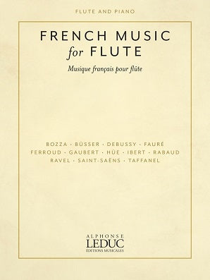 French Music for Flute