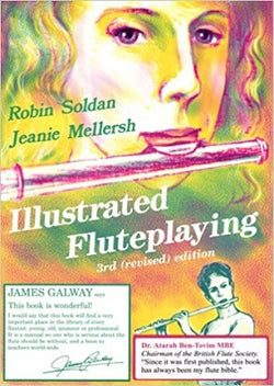 Soldan, Robin / Mellersh, Jeanie Illustrated Fluteplaying