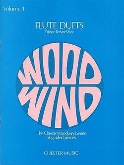 Flute Solos Vol 1 ed T Wye (Chester)