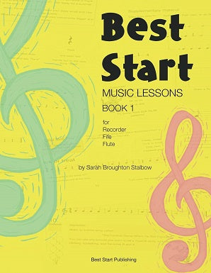 Best Start Music Lessons: Book 1