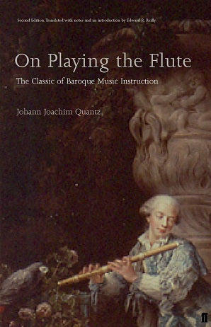 On Playing the Flute (Second Edition) Johann Joachim Quantz