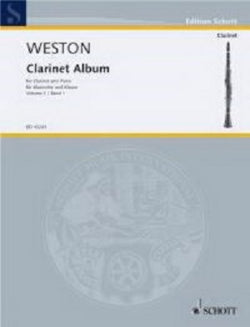 Weston, P - First Clarinet Album