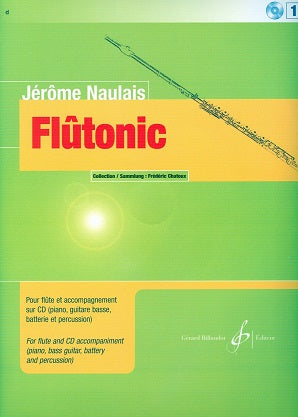 Naulais ,Jérôme -  Flutonic - Volume 1 with cd