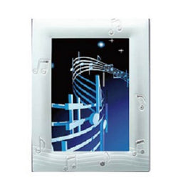Picture Frame Silver Plated (Notes)