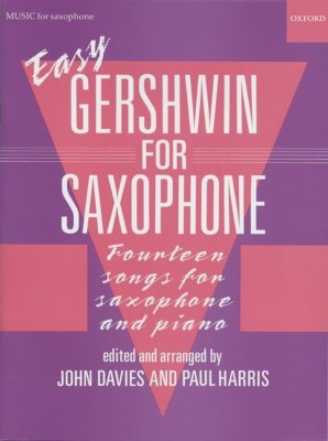 Easy Gershwin for Saxophone