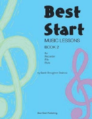 Best Start Music Lessons: Book 2