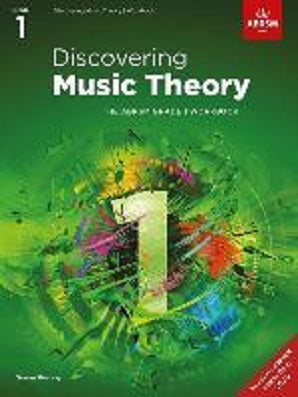 Discovering Music Theory, The ABRSM Grade 1 Workbook
