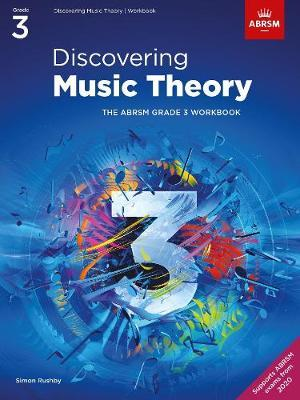 Discovering Music Theory, The ABRSM Grade 3 Workbook