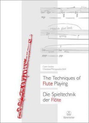 The Techniques of Flute Playing: v. 1