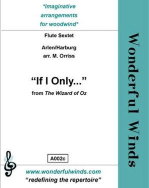 Arlen/Orriss - If Only (WW)