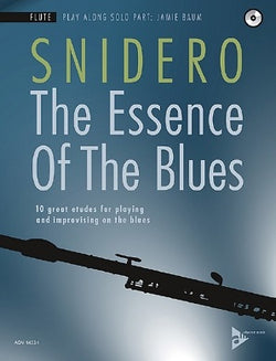 Snidero, J - The Essence Of The Blues