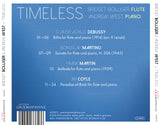 Bridget Bolliger, Andrew West - Timeless