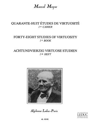 48 Studies of Virtuosity Vol. 1