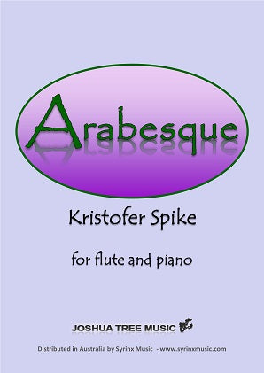 Spike K - Arabesque