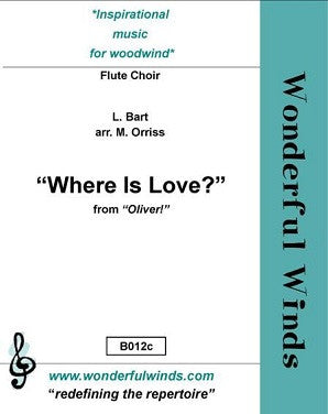 Bart/Orriss - Where is Love