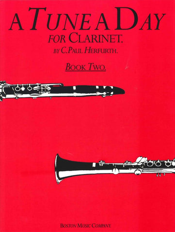 A Tune A Day For Clarinet- Book Two