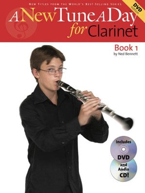 A New Tune A Day for Clarinet Book 1 (DVD edition)