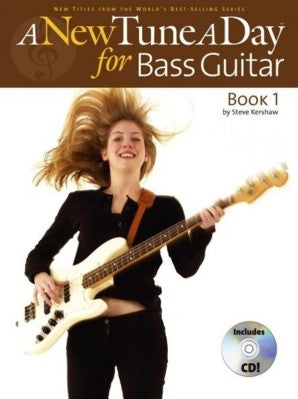 A New Tune A Day Bass Guitar Book 1