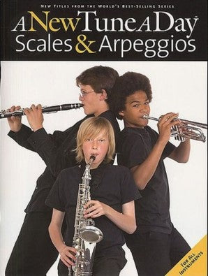 A New Tune A Day - Scales & Arpeggios