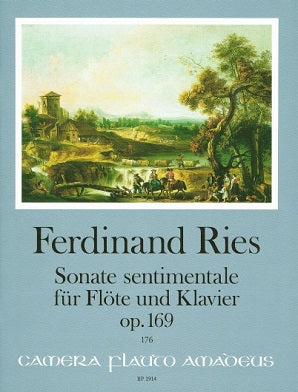 Ries , Ferdinand - Sonata sentimentale in E-flat major op. 169