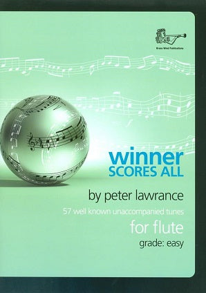 Lawrance, P - Winner Scores All for Flute