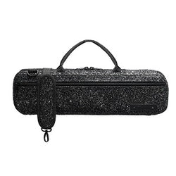Beaumont B or C Foot Black Sparkle Carry Bag