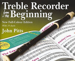 Treble Recorder from the Beginning