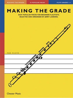 Making The Grade Together:  (Flute and piano) Grades 1-3