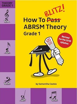 How To Blitz ABRSM Theory Grade 1 2018 Edition
