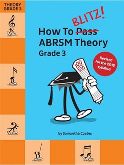How To Blitz! ABRSM Theory Grade 3 2018 Edition