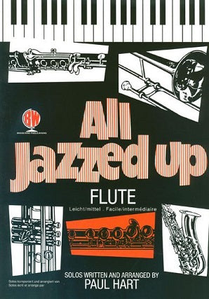 Hart , Paul - All Jazzed Up for Flute