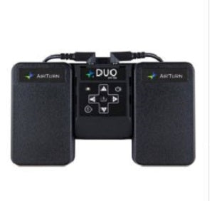 AirTurn DUO BT-200 With ATFS-2 pedals