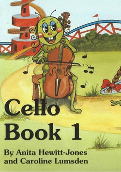 Music Land For Cello Bk1 (Hewitt,Jones and Lumsden)