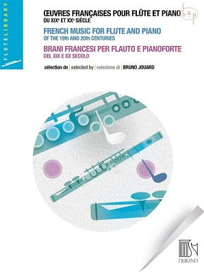 French Music for Flute and Piano (Durand)