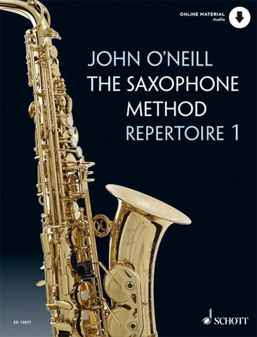 O'Neill, John -The Saxophone Method Repertoire 1