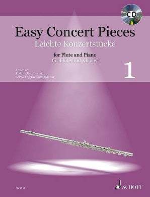 Easy Concert Pieces Book 1