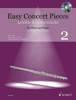 Easy Concert Pieces Book 2
