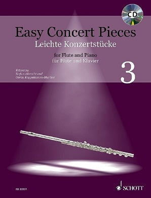 Easy Concert Pieces Book 3