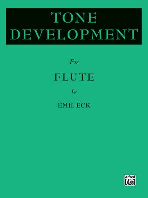 Eck, Emil - Tone Development