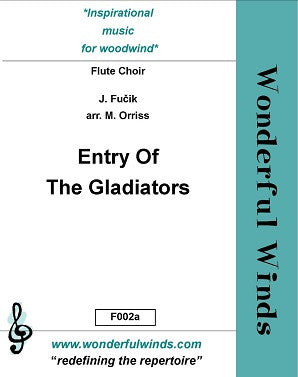 Fucik/Orriss - Enter of the Gladiators (WW)