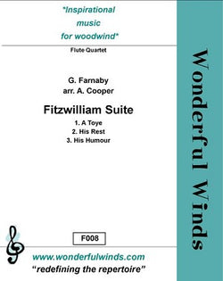 Farnaby: Fitzwilliam Suite