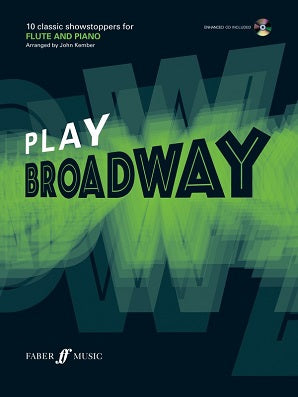 Play Broadway For Flute