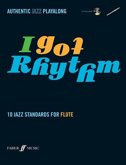 I Got Rhythm - Authentic Jazz Playalong